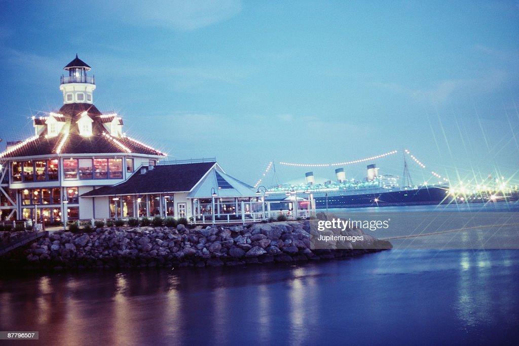 Lighthouse Restaurant Long Beach California