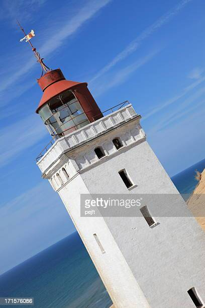 Lighthouse Rubjerg Knude Fyr, Jylland - Denmark