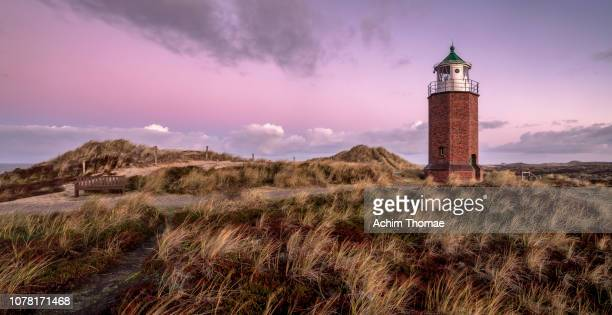 Lighthouse, Sylt Island, Germany, Europe