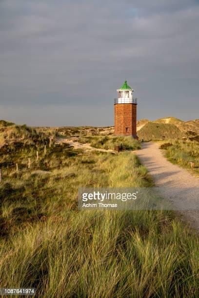 Lighthouse, Sylt Island, Germany, Europe