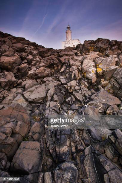lighthouses and rocky
