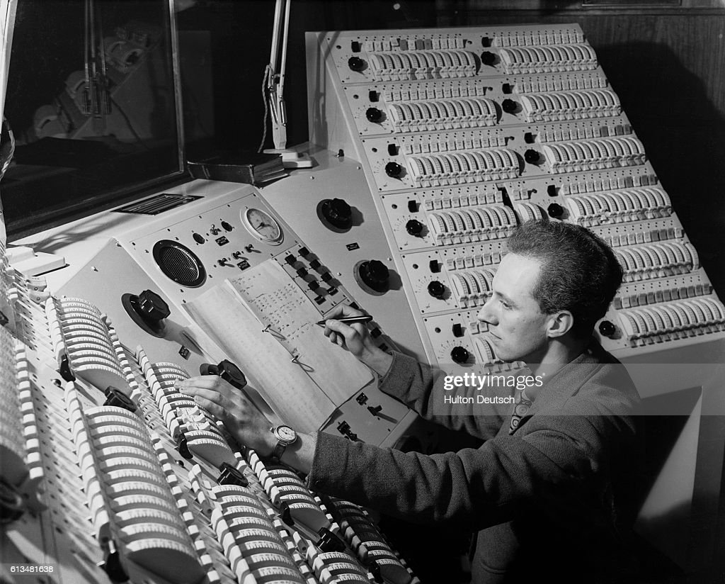 UNS: Vintage Control Rooms