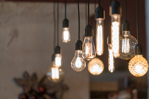 Lighting decor macro 911423478