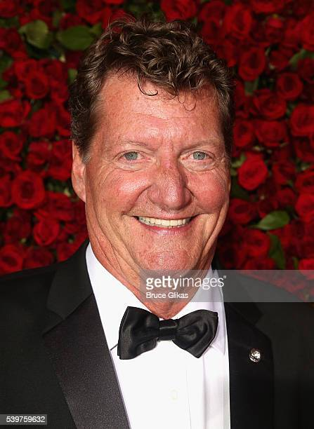 Lighting Designer Howell Binkley attends the 70th Annual Tony Awards Arrivals at Beacon Theatre on June 12 2016 in New York City