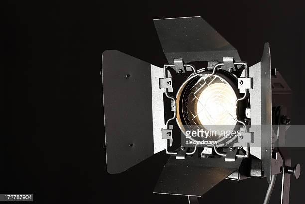 Lighting equipment.
