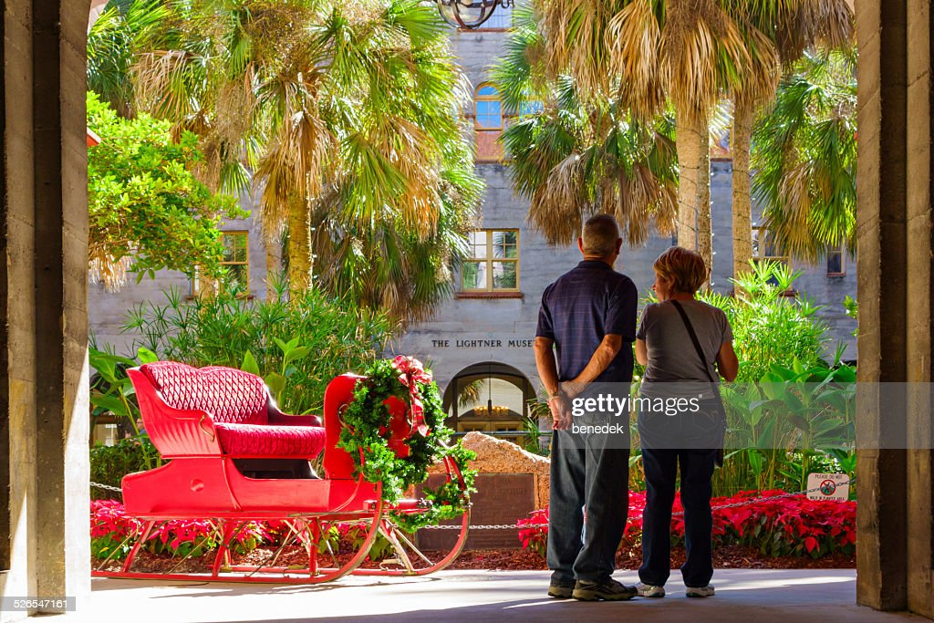 Lightner Museum, St Augustine, Florida : Stock Photo