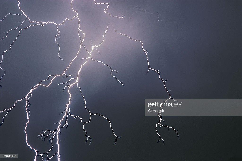 Lightning : Stock Photo