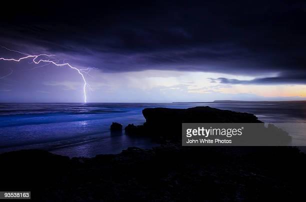 Lightning Streaky Bay