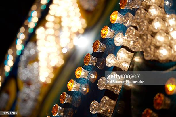 lights at the county fair - casino stock pictures, royalty-free photos & images