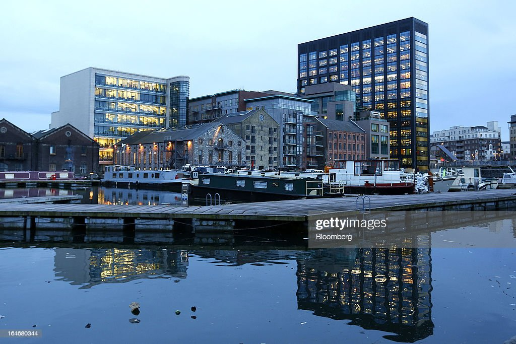 Ireland Rouses From Recession Woes : News Photo