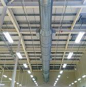 Lights in Building