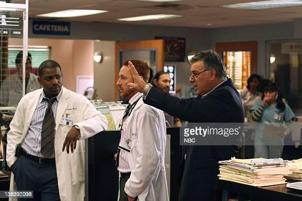 ER 'Lights Out' Episode 20 Air Date Pictured Mekhi Phifer as Gregory Pratt Scott Grimes as Doctor Archie Morris Terence Nightingale