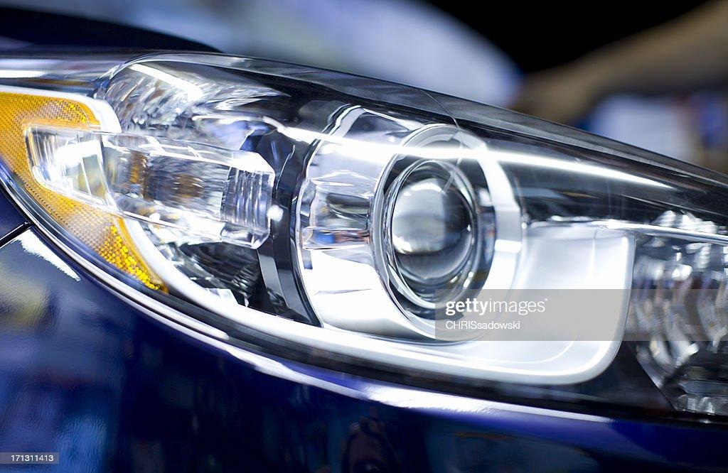 HID Lights : Stock Photo