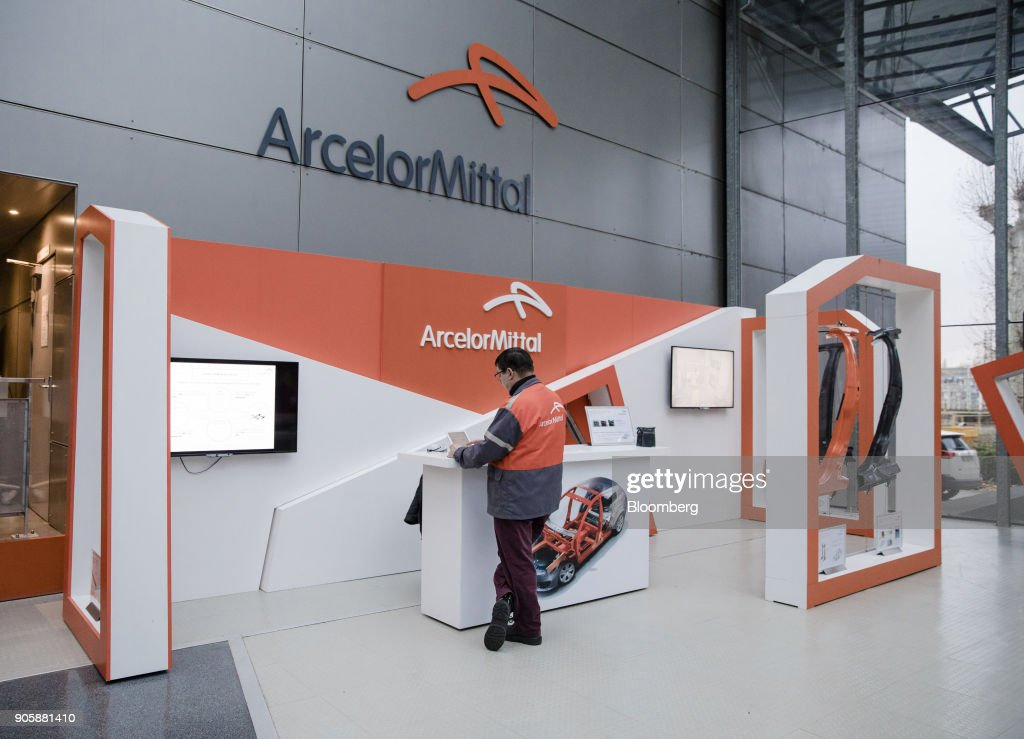 Steelmaker ArcelorMittal Plans To Win Back The Car Of The Future