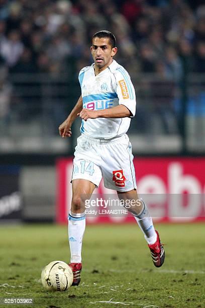 Ligue 1 Soccer Championship season 20052006 Troyes vs Olympique De Marseille Sabri Lamouchi