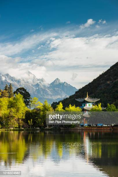 lijiang, yunnan, china - south china stock pictures, royalty-free photos & images