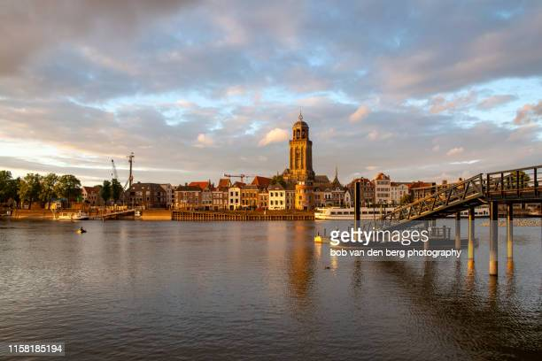 like a painting - deventer stock photos and pictures