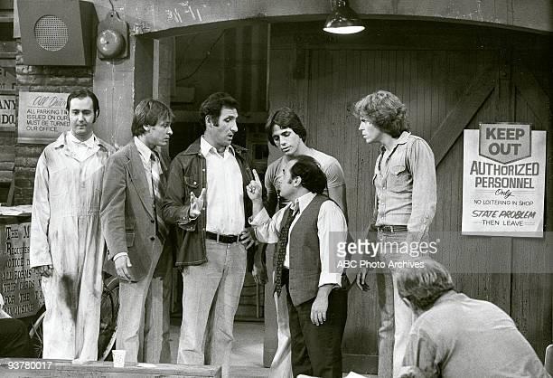 TAXI 'Like Father Like Daughter' Season One 9/12/78 Andy Kaufman Randall Carver Judd Hirsch Tony Danza Danny DeVito Jeff Conaway on the ABC...