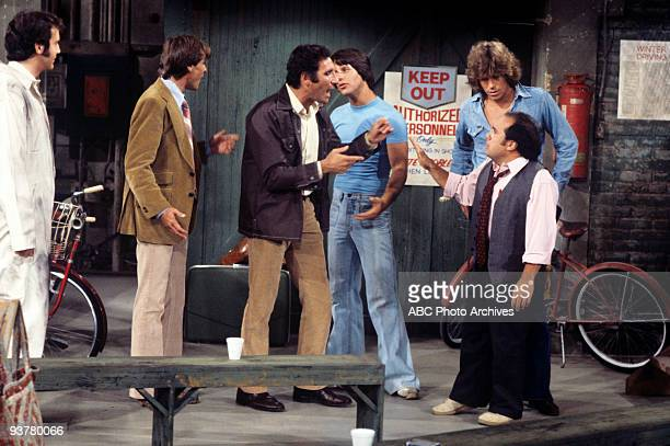 TAXI Like Father Like Daughter Season One 9/12/78 Andy Kaufman Randall Carver Judd Hirsch Tony Danza Danny DeVito Jeff Conaway on the Walt Disney...