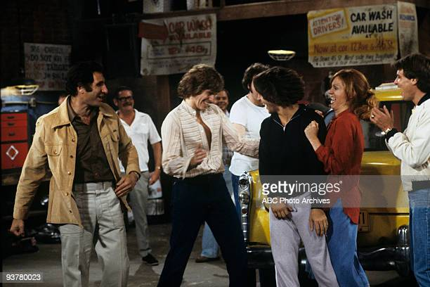 TAXI 'Like Father Like Daughter' Season One 9/12/78 Judd Hirsch Jeff Conaway Tony Danza Marilu Henner Randall Carver on the ABC Television Network...
