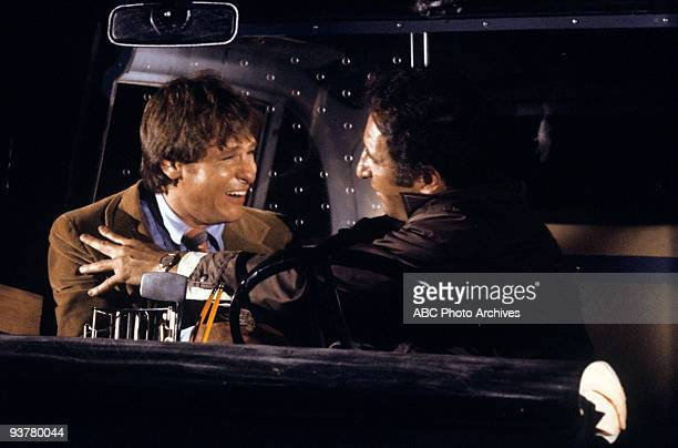 TAXI 'Like Father Like Daughter' Season One 9/12/78 Randall Carver Judd Hirsch on the ABC Television Network comedy 'Taxi' Alex and the guys drive a...