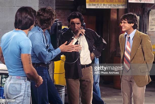 TAXI 'Like Father Like Daughter' Season One 9/12/78 Tony Danza Jeff Conaway Judd Hirsch Randall Carver on the ABC Television Network comedy 'Taxi'...