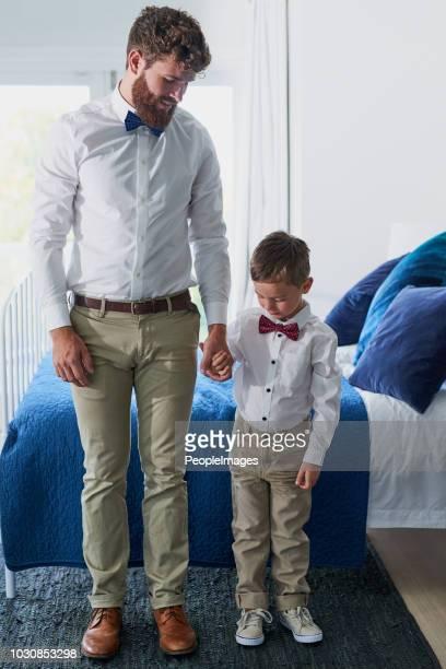 Net als vader als zoon