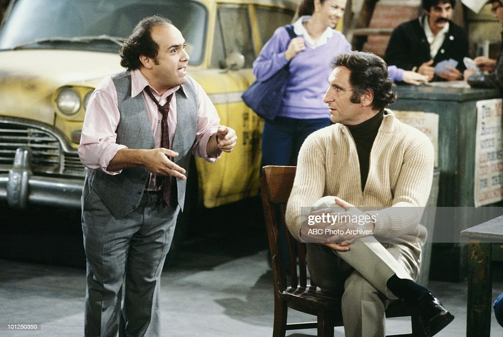 TAXI - 'Like Father, Like Son' which aired on November 12, 1981. (Photo by ABC Photo Archives/ABC via Getty Images) DANNY