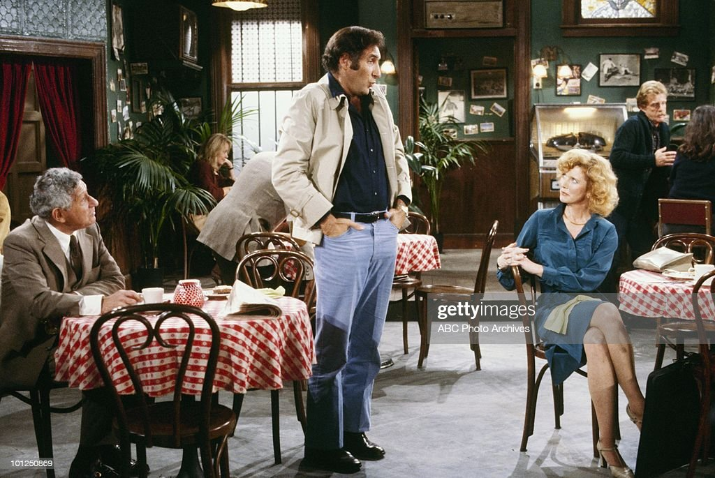 TAXI - 'Like Father, Like Son' which aired on November 12, 1981. (Photo by ABC Photo Archives/ABC via Getty Images) JACK