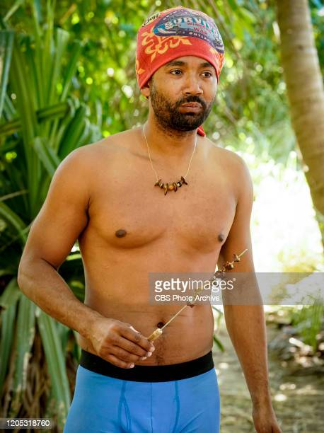 I Like Revenge Wendell Holland on the Fourth episode of SURVIVOR WINNERS AT WAR airing Wednesday March 4 on the CBS Television Network