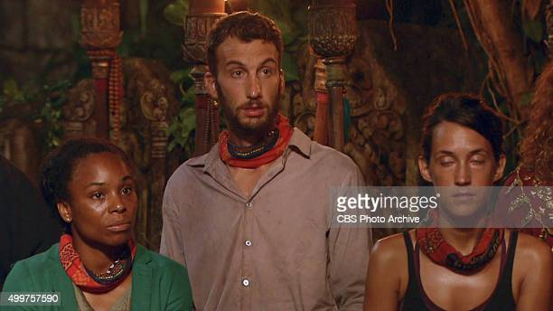 'Like Selling Your Soul to the Devil' Tasha Fox Stephen Fishbach and Ciera Eastin during the tenth episode of SURVIVOR Wednesday Nov 25 The new...