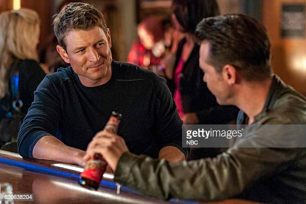 D '300000 Likes' Episode 407 Pictured Philip Winchester as Peter Stone