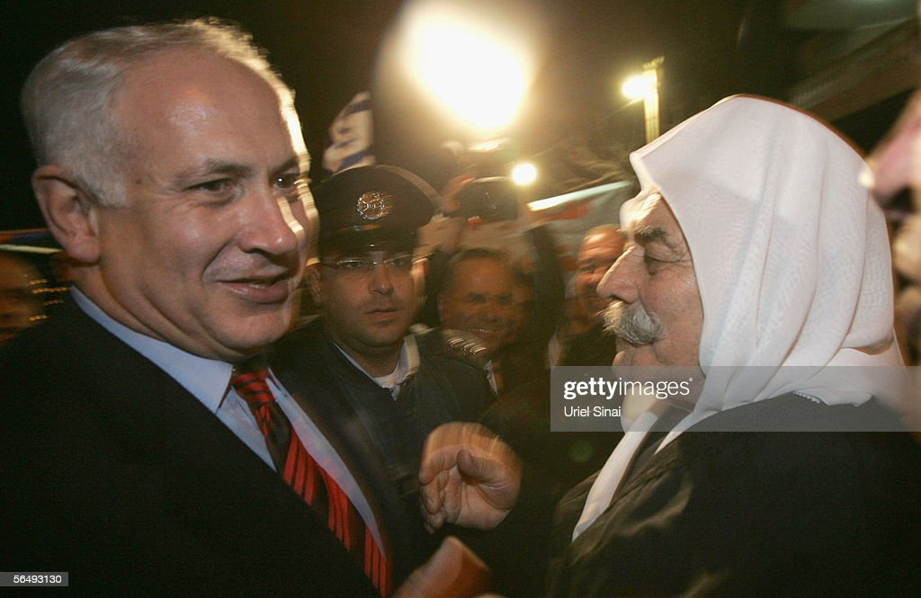 Image result for netanyahu druze