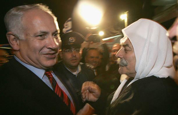 Image result for netanyahu druze