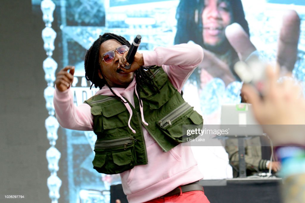 2018 Made In America - Day 2 : News Photo