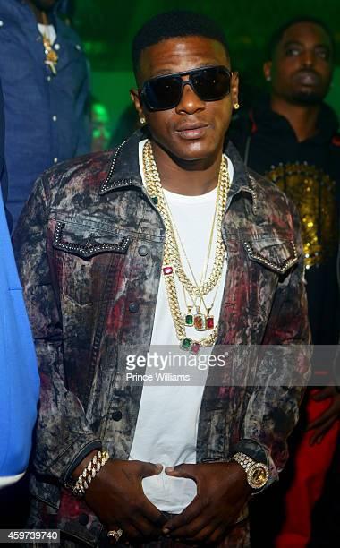 Lil Boosie host at Club Compound on November 29 2014 in Atlanta Georgia