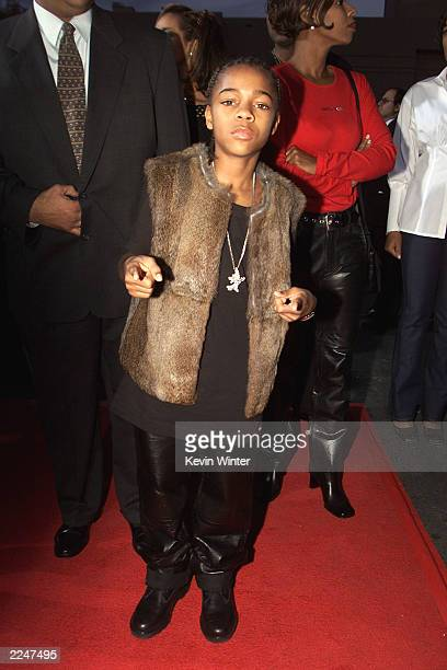 Lil' Bow Wow at the 2000 Billboard Music Awards in Las Vegas Nevada December 5 2000
