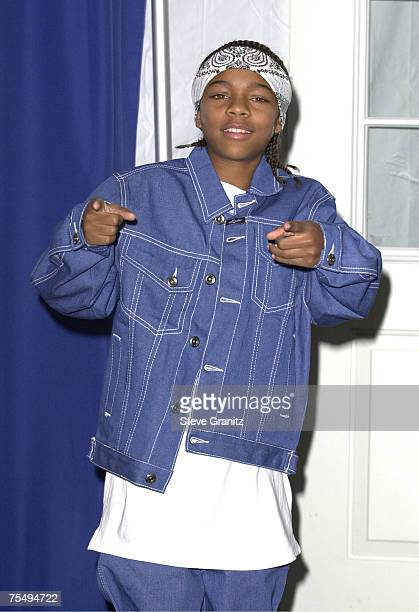 Lil' Bow Wow at the The Aladdin Hotel in Las Vegas Nevada