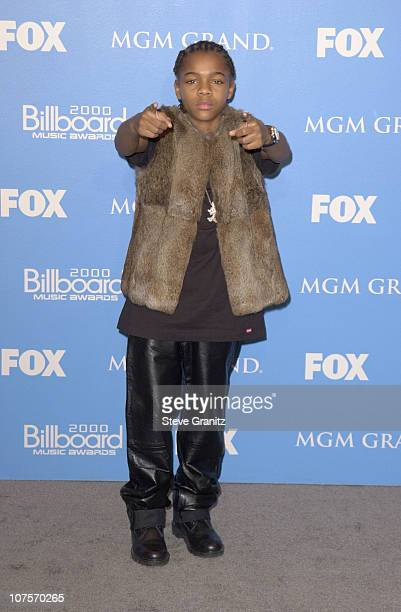 Lil' Bow Wow during 2000 Billboard Music Awards in Las Vegas