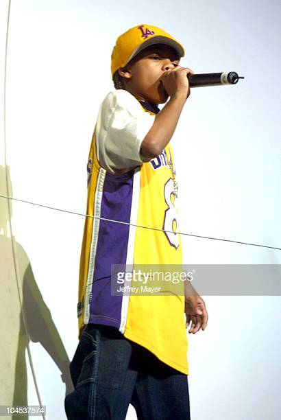 Lil' Bow Wow during Lil Bow Wow at Wiltern Theater at Wiltern Theater in Los Angeles California United States