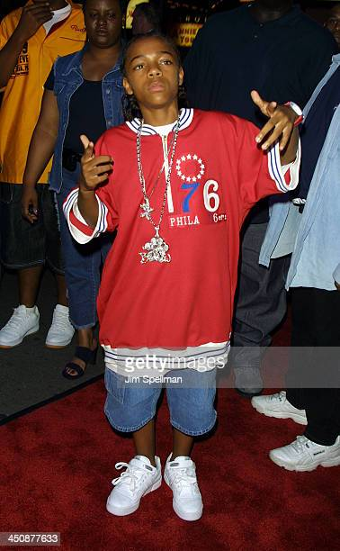 Lil' Bow Wow during Lil Bow Wow Celebrates MultiPlatinum Success of Beware of Dog at Bar Code in New York City New York United States