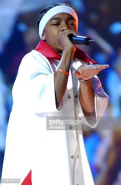 Lil Bow Wow during NBA AllStar Read to Achieve Celebration Show at Philadelphia Convention Center in Philadelphia Pennsylvania United States