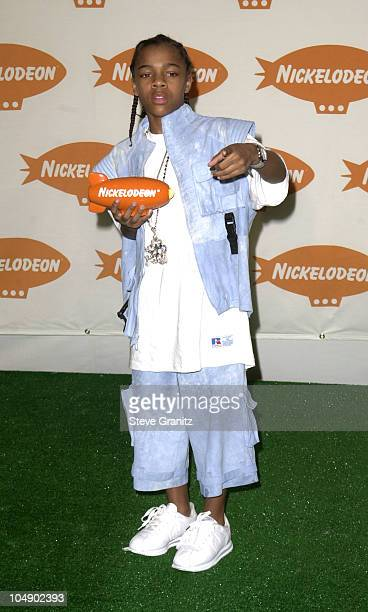 Lil' Bow Wow during The 14th Annual Kids Choice Awards Press Room at Barker Hanger in Santa Monica California United States