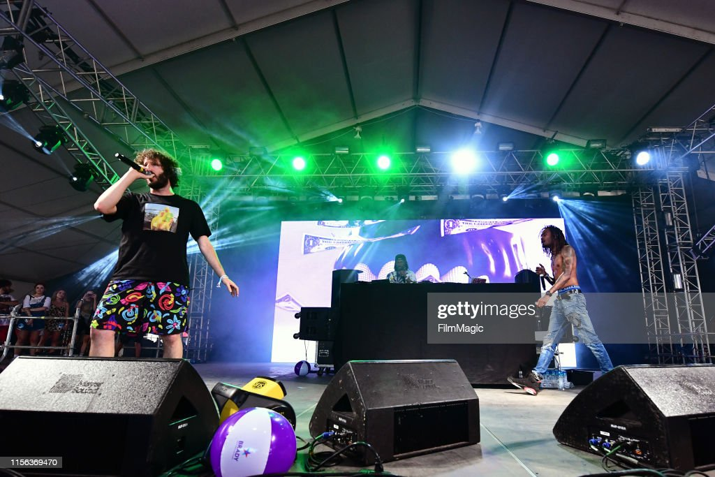 2019 Bonnaroo Arts And Music Festival - This Tent - Day 4 : News Photo