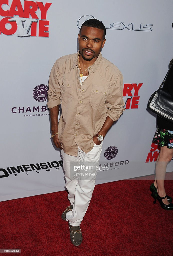 Lil Duval Arrives At The Scary Movie V Los Angeles Premiere At News Photo Getty Images