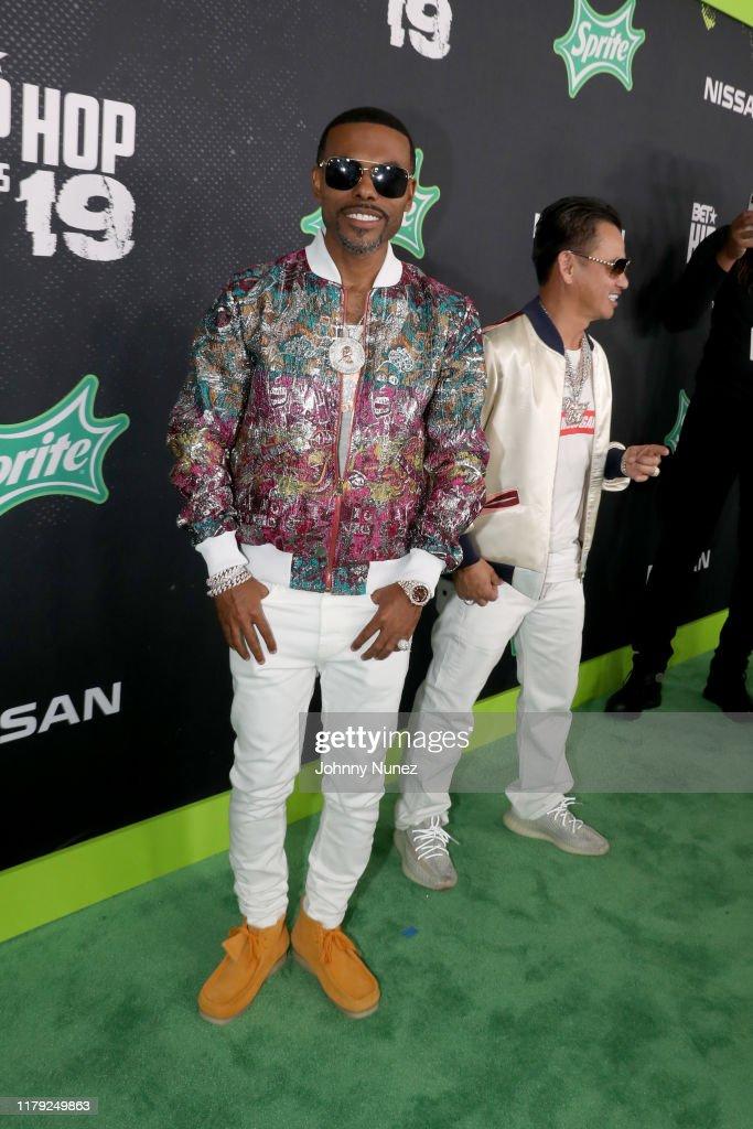 BET Hip Hop Awards 2019- Atlanta, GA- Arrivals : News Photo