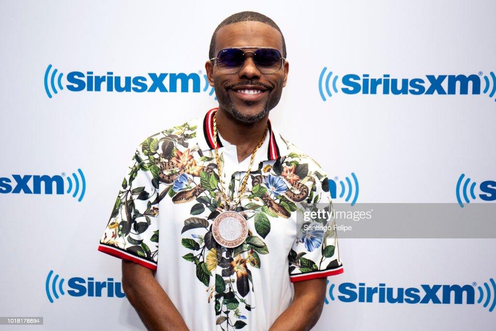 Celebrities Visit SiriusXM - August 17, 2018
