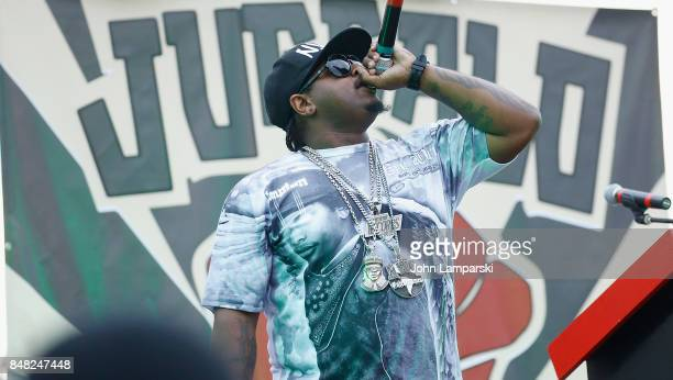 EazyE performs during the Juggalo March On Washington on September 16 2017 in Washington DC