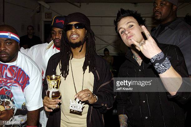 Lil' Jon and Jacoby Shaddix of Papa Roach **exclusive**