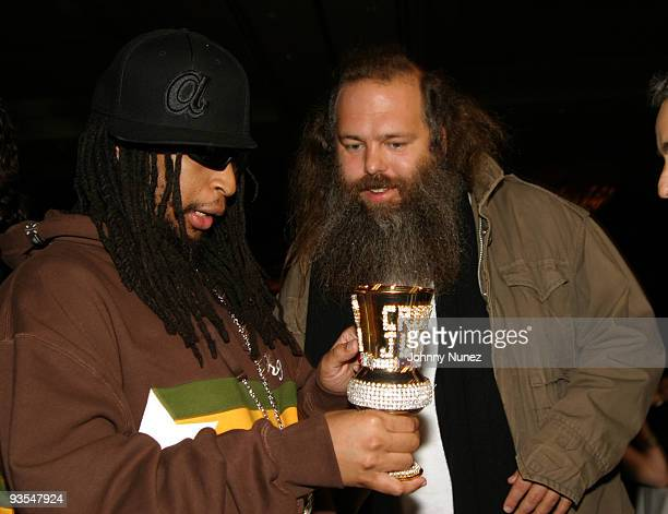 Lil' Jon and Rick Rubin